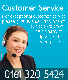 Customer Service - for exceptional customer service please give us